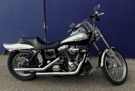 HARLEY-DAVIDSON 100TH ANNIVERSARY DYNA WIDE GLIDE Cannington Canning Area Preview