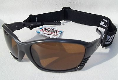 DIRTY DOG FURIOUS WET SUNGLASSES POLARISED WATERSPORTS SPORTS METALLIC GREY
