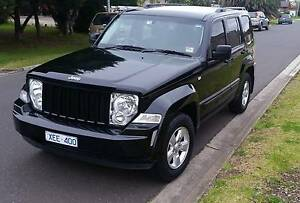 2010 Jeep Cherokee kk Keilor Downs Brimbank Area Preview