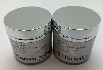 Elizabeth Arden Visible Difference Gentle Hydrating Night Cream 1.7 oz Pack of