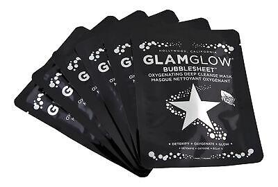 Glamglow Bubblesheet 6 ct. Facial Mask