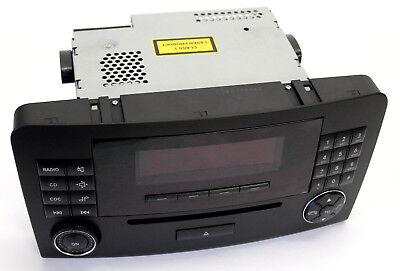 Mercedes W164 ML A1648200079 A1648209289 MF2510 Radio CD Player Audio 20