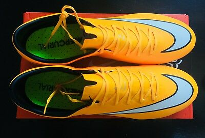7fa3dea8c Nike Mercurial Vapor X Laser Orange FG Size UK 10.5 - BNIB - Becoming Rare