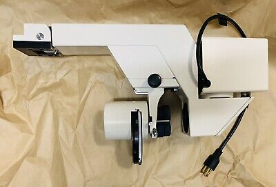 Zeiss Microscope Axiovert 10 Phase Contrast Condenser Lamphouse Assembly