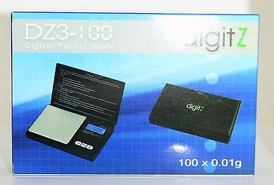 DigitZ DZ3-100 Digital Pocket Scale