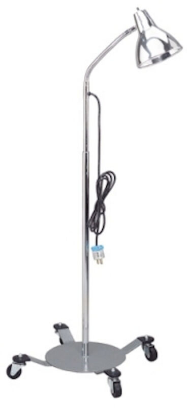 Grafco Deluxe Physician Mobile Rolling Exam Lamp Light, 1698-1CM