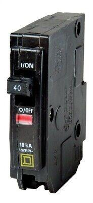 Square D Circuit Breaker 40 Amp Bulk