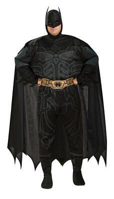 Batman Mono Disfraz Adulto Más Talla Grande 46-52