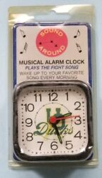 NCAA OREGON DUCKS MINI TRAVEL ALARM CLOCK OFFICIALLY LICENSED NIP