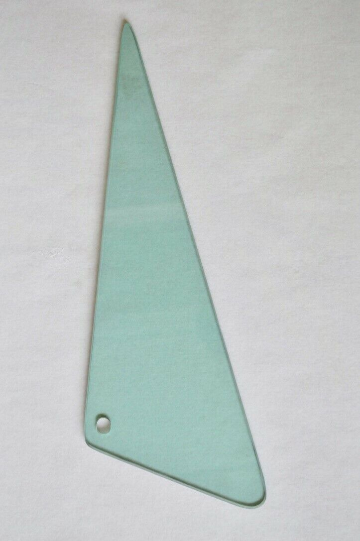 Wind Wing Vent Glass; 1967 to 1972 Chevrolet Pickup