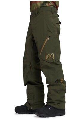 Burton [ak] cyclic pants Gore-Tex, Brand new with tag, Forest Night, XL