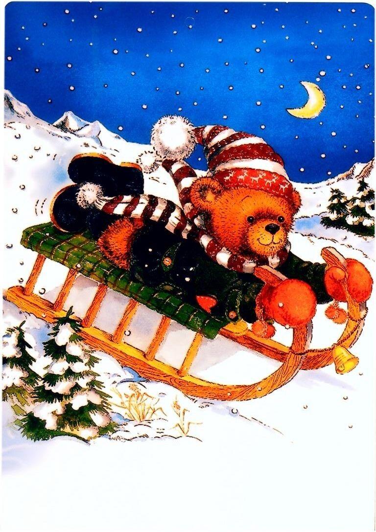 Fensterbilder weihnachten 2 st ck mit saugn pfen 24x34cm neu eur 3 33 picclick de - Fensterbilder weihnachten ...