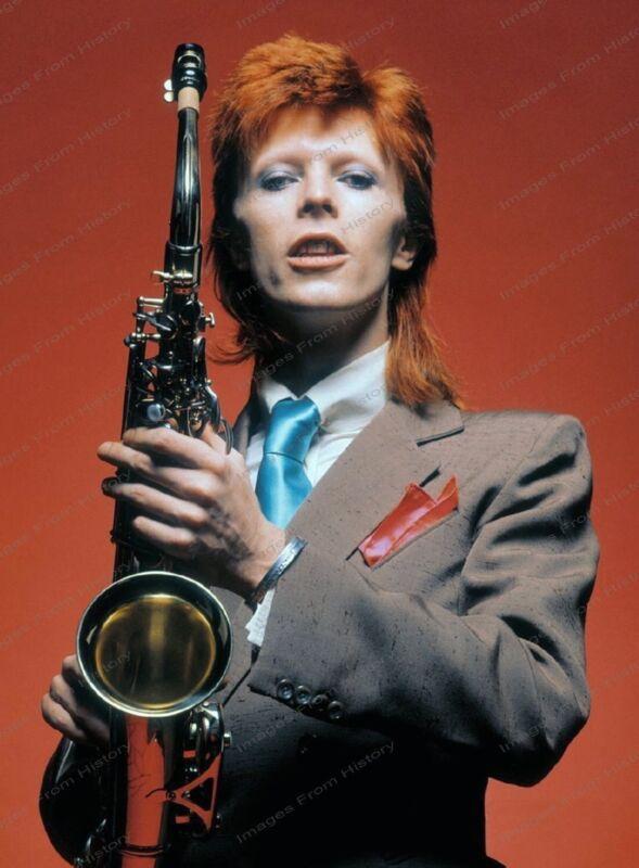 8x10 Print David Bowie 1973 #DB71