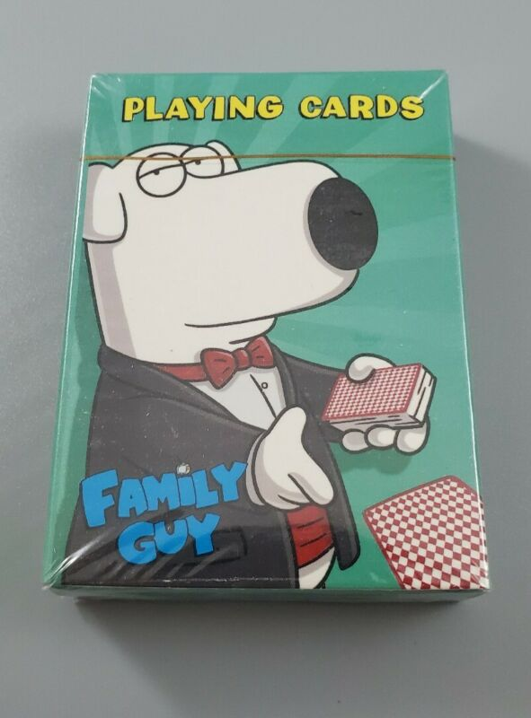 FAMILY GUY DECK OF PLAYING CARD