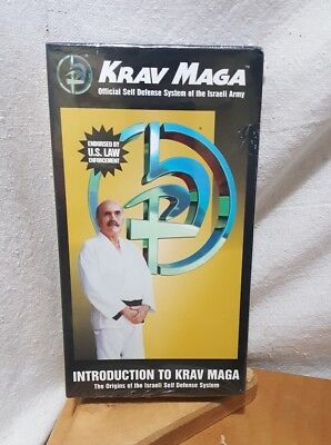 Krav Maga - The Best Defense (VHS, 1999) Self Defense Techniques (Krav Maga Best Self Defense)