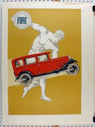 FIAT by Jack Le Breton reprint