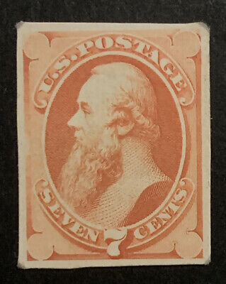 TDStamps: US Stamps Scott#160P4 Unused H NG Proof