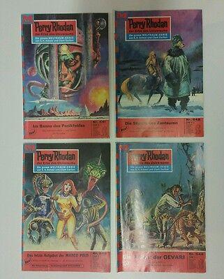 100 Perry Rhodan Hefte 1100-1199 Erstauflage Z1...2 s. Liste komplett Sammlung