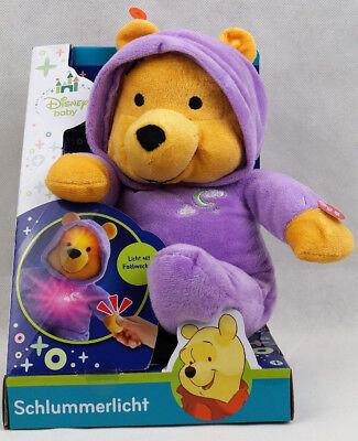 Winnie the poohdisney winnie puuh disney baby schlummerlicht plschbr winnie pooh gre ca 28 cm voltagebd Images