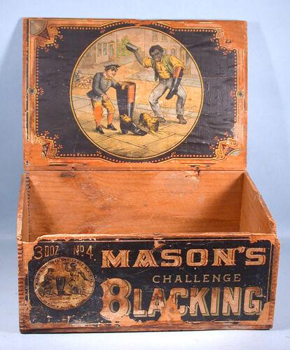 1800s Mason