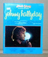 Raccolta Spartiti Johnny Halliday Per Pianoforte E Canto 15 Brani -  - ebay.it