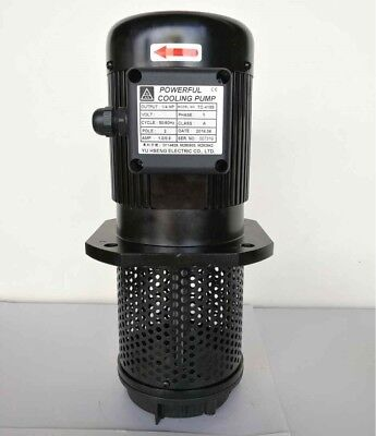 14hp Cnc Lathe Grinding Coolant Pump 1 Phase 120240v 155mm 6 Npt 12