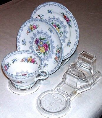 24 nygoora cup saucer and plate display stands australian made