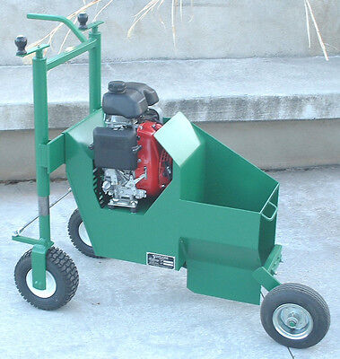 New Landscape Curbing Machine - Creative Curb - 3 Hp Honda Made In Usa