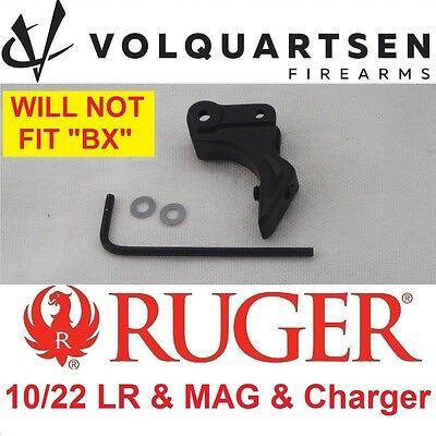 VOLQUARTSEN Black TARGET TRIGGER & sear shims Ruger 10-22 LR & Mag & Charger