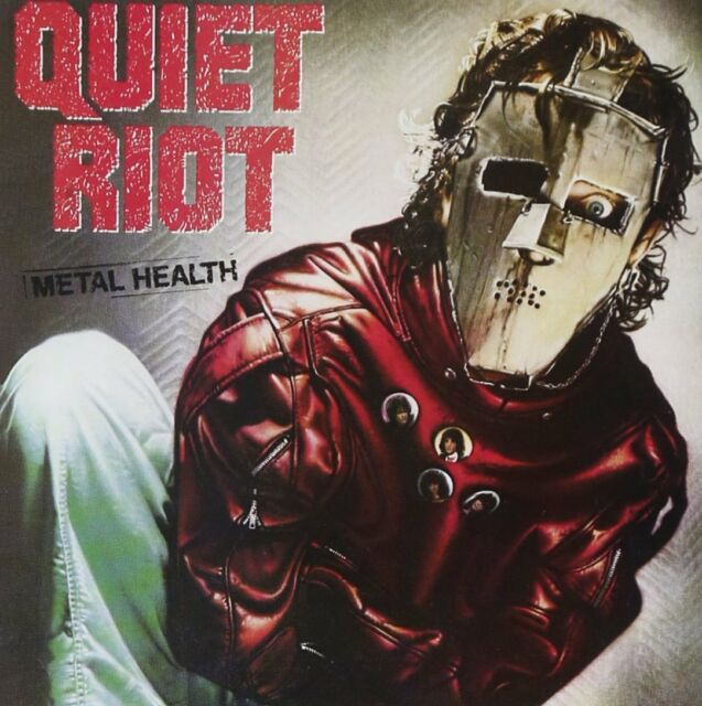 QUIET RIOT : METAL HEALTH (CD) sealed