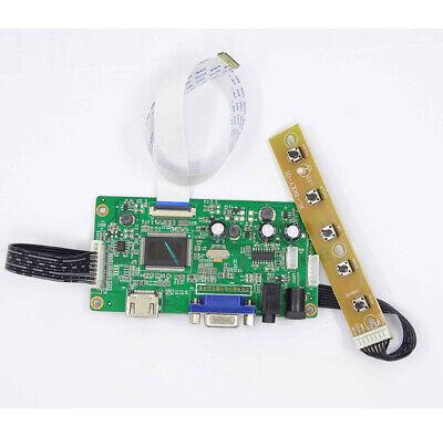 HDMI VGA LCD LED EDP Controller Board Kit For LP156WF6-SPB5/SPB6/SPB7 1920X1080