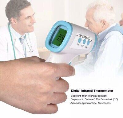 Digital Thermometer Termometro Laser Non-contact Infrared