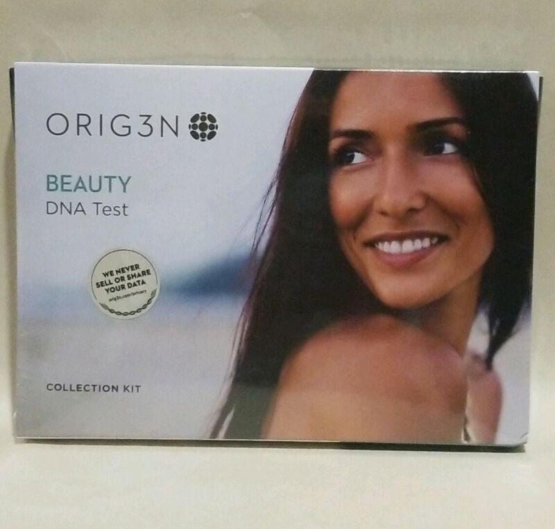 ORIG3N Beauty DNA Test, COLLECTION KIT