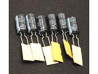 10x 270uf 63v Radial Electrolytic Capacitor 63v270uf Rubycon ZLH Upgrade 50v 35v
