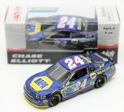 Chase Elliott 2017 Action 1 64  24 Napa Brakes Chevy Ss Nascar Monster Diecast
