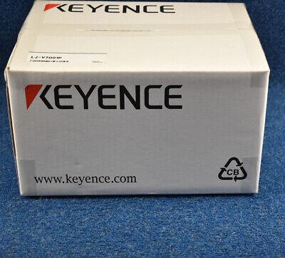 New Sealed Keyence Lj-v7001p Laser Displacement Profiler Imaging Process Contr