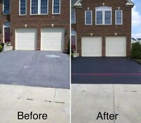 Professional Driveway Sealing over 30 Years experience