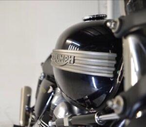 Triumph Thruxton 900 Cafe Racer 'Spotless'