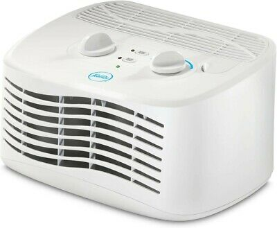 Febreze Tabletop Air Purifier FHT170W, White, clean filter for home,HEPA-Type