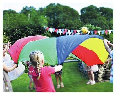Brookite Play Multicoloured Parachute 3.5 Metre