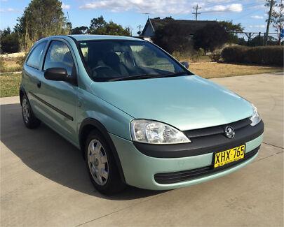 Holden Barina XC  2001 LIKE NEW