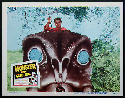 MONSTER FROM GREEN HELL GIANT INSECT SCI-FI 1957 BEST CARD #6