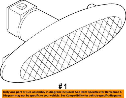 JAGUAR OEM 06-09 XJ8 Side Fender Turn Signal Light-Repeater Lamp C2C28549