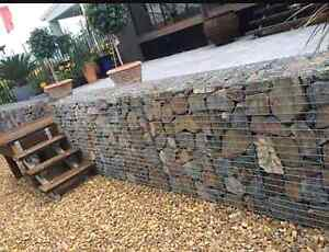 Retaining walls Norah Head Wyong Area Preview