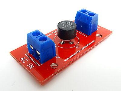 Silizium Rund-Brückengleichrichter 2A 160V für AC in DC Gleichrichter NEU