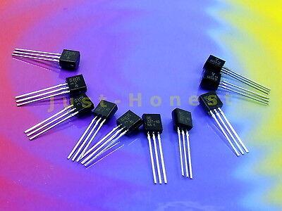 Bild von Stk. 10 x Transistoren / Transistors BC337 oder  BC327  NPN PNP