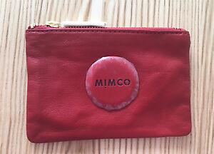 Mimco Small Mim Pouches -BNWT (3 colours) Brighton-le-sands Rockdale Area Preview