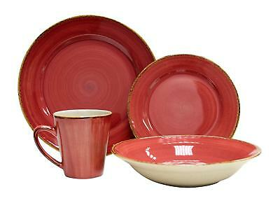 Thomson Pottery 16-pc. Sedona Dinnerware Set,