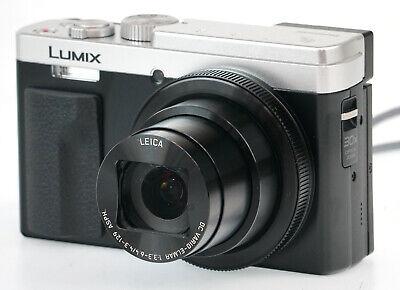 Panasonic LUMIX DC-ZS80 20.1 MP 4K 24-720mm 30x Optical Zoom Digital Camera