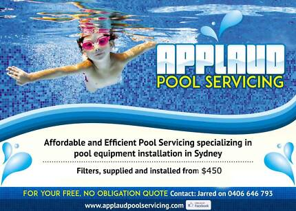 Pool pump supply and install sydney Zodiac Flopro 1 h.p high head Penrith Penrith Area Preview